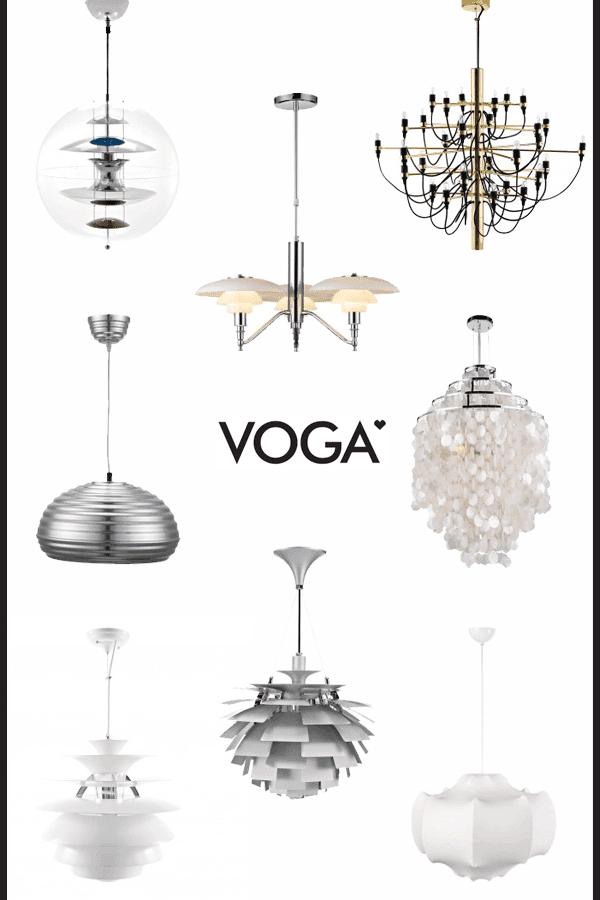 El mundo de VOGA: Mobiliario y lámparas de diseño de calidad a precios asequibles* (y de regalo, un 5% de descuento :)) · VOGA: your online store for iconic furniture & lighting