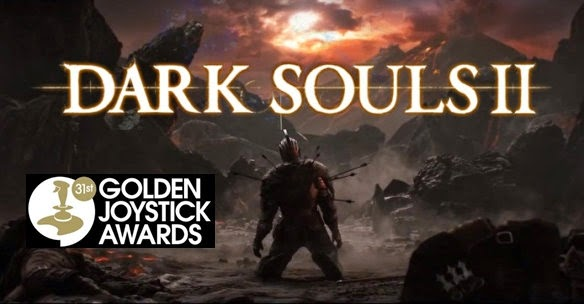 Dark Souls II Ganador en los Golden Joystick Awards 2014