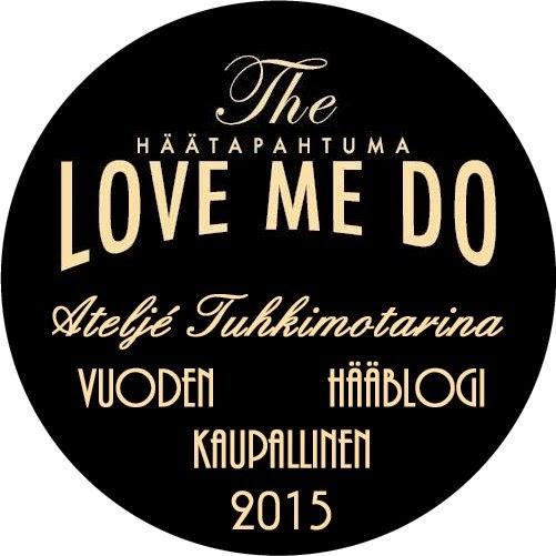 Vuoden hääblogi 2015