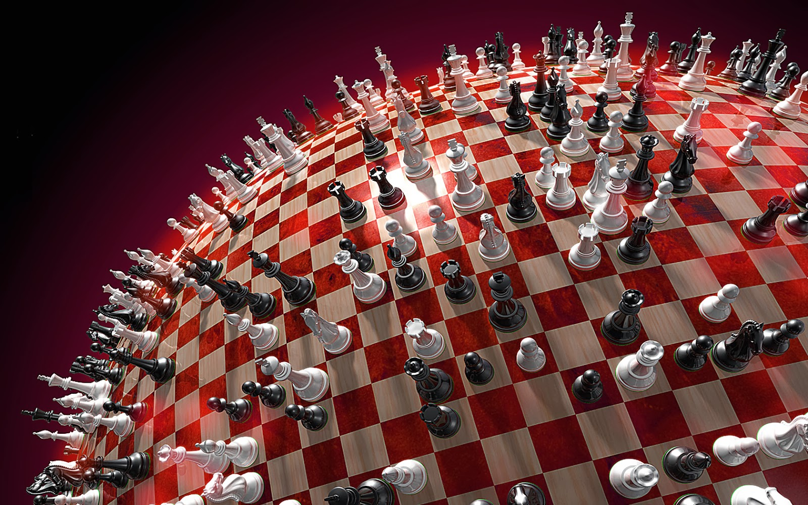 schach gegeneinander
