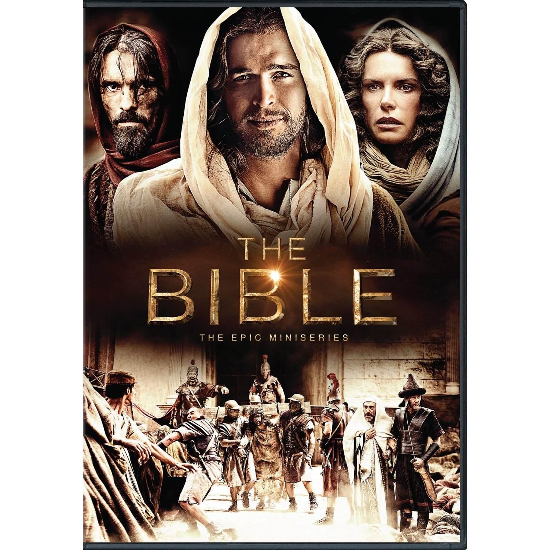 The Bible: The Epic Miniseries Film/Movie Mark Burnett - CFDb