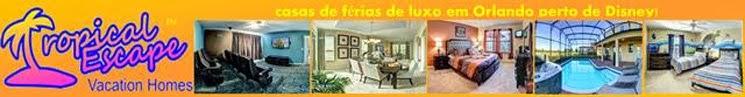 Tropical Escape - Aluguel e Venda de Casas em Orlando