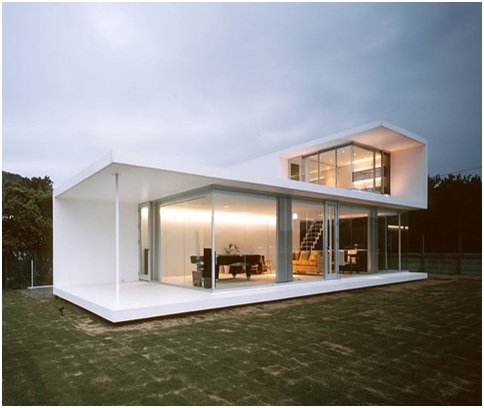 Small Modern And Minimalist Houses Minimalist House