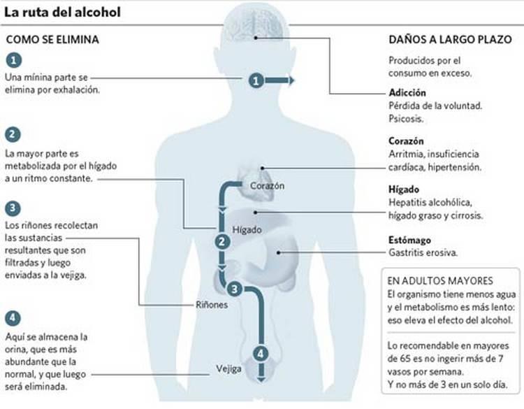 Ser codificado del alcohol svao