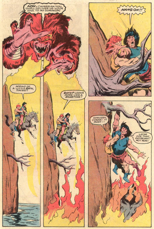 Conan the Barbarian (1970) Issue #162 #174 - English 11