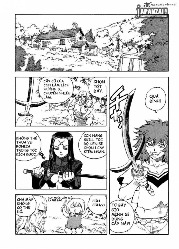 Aiki chap 81 - Trang 26