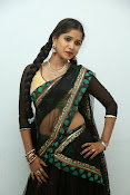 Myna hot half saree photos-thumbnail-19