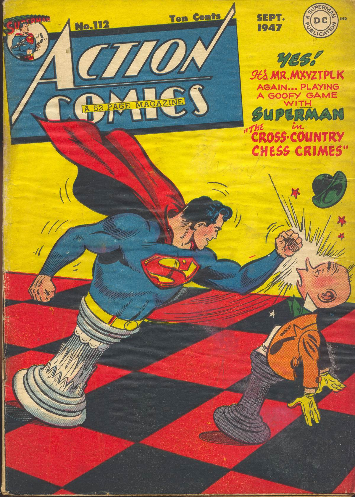 Action Comics (1938) 112 Page 1