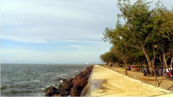 tempat wisata terbaik pantai marina