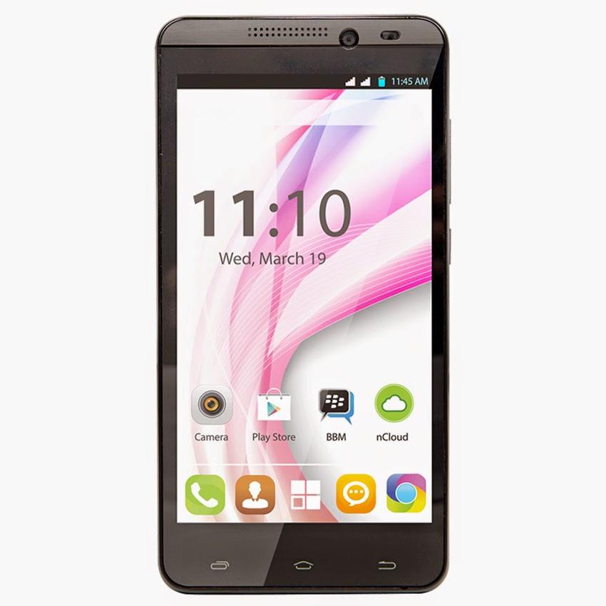 Harga Dan Spesifikasi Nexian Helios Mi531 Terbaru, Dengen Mesin OS Android V4.2.2 Jelly Bean