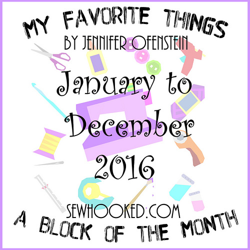 2016 My Favorite Things