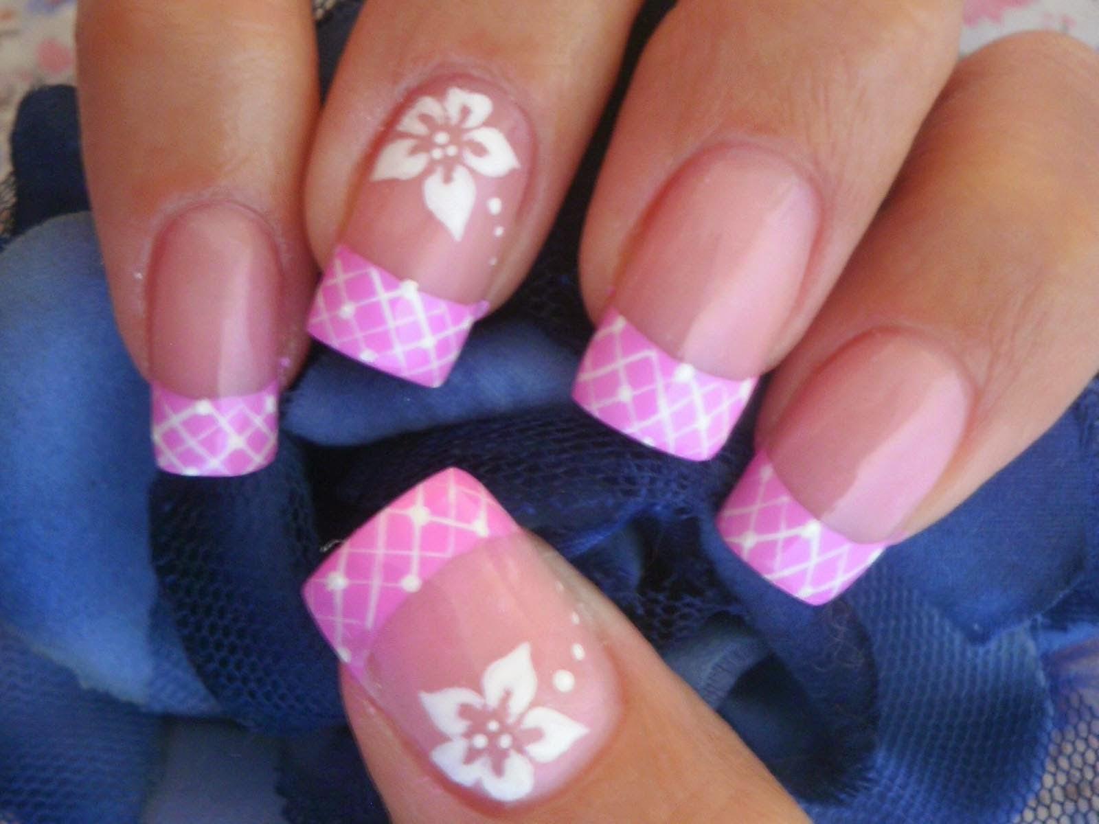 Imagenes de uñas decoradas, diseños y estilos de uñas | Todo en ...