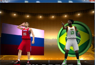 NBA 2K13 National Teams Patch Update