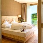 Zimmer im Hotel Pfösel in Deutschnofen