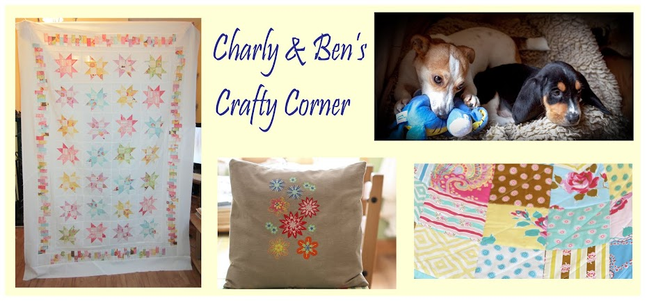 Charly & Ben's Crafty Corner
