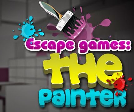 123Bee Escape Games The Painter Walktrough