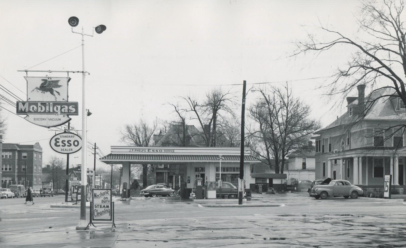Lost Memphis 17 Old Gas Stations Cr 232 Me De Memph