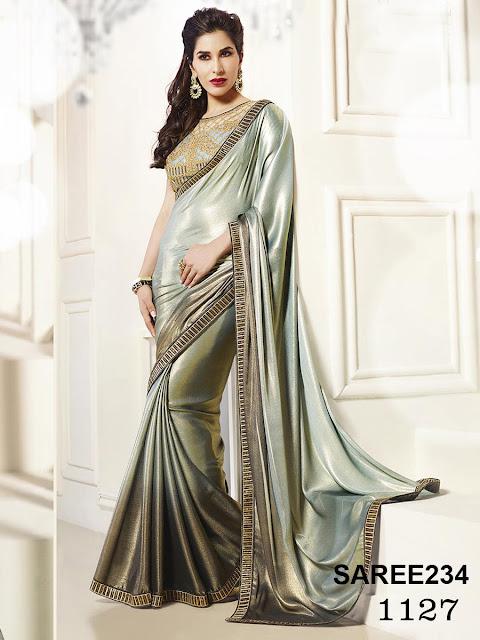 Latest Fancy Designer Sarees Manufacturer