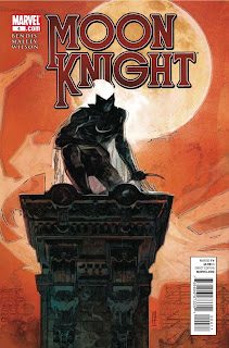 Moon Knight #4 - 365 Days of Comics