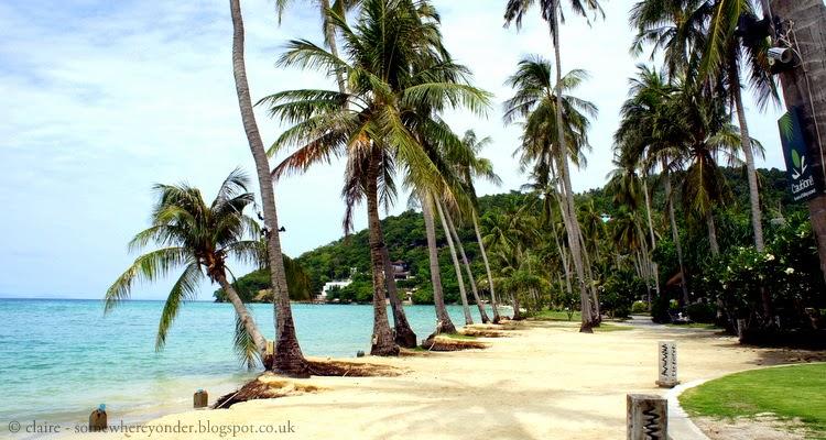 Beach walk - Ko Phi Phi, Thailand