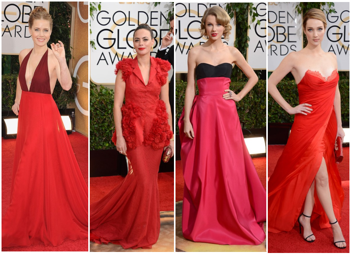 Event Photoshoot : Celebrities Photoshoot at Golden Globe Awards 20134