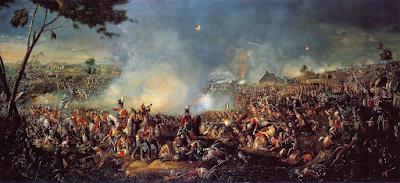 Napoleon, Wellington, Waterloo