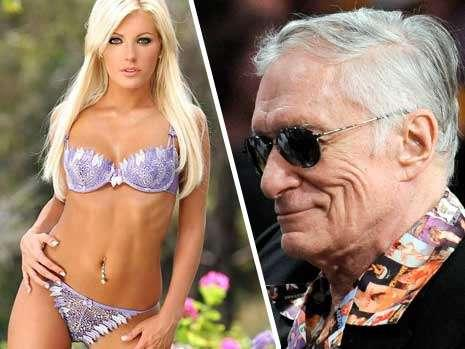Hugh Hefner And Fiance Have Set A Wedding Date
