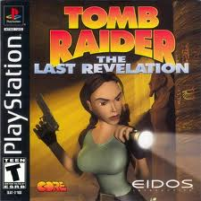 Download - Tomb Raider 4 - The Last Revelation - PS1 - ISO