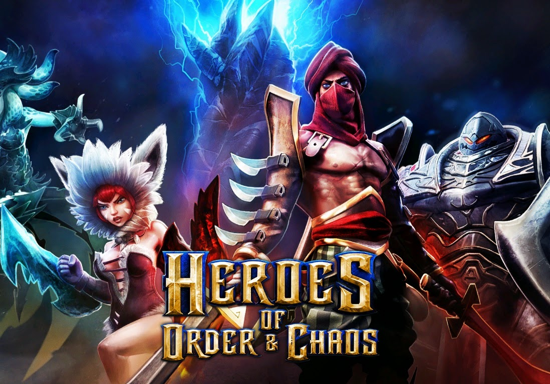 Order & Chaos Heroes