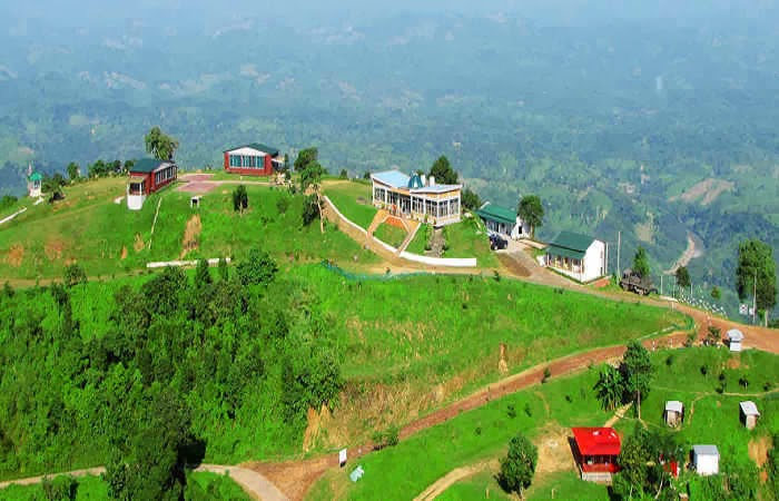 A to Z information of Nilgiri Hill Resort tourist spot of Bandarban
