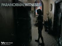 "Paranormal Witness"" and Slowly Improving: A Television Review (""The"