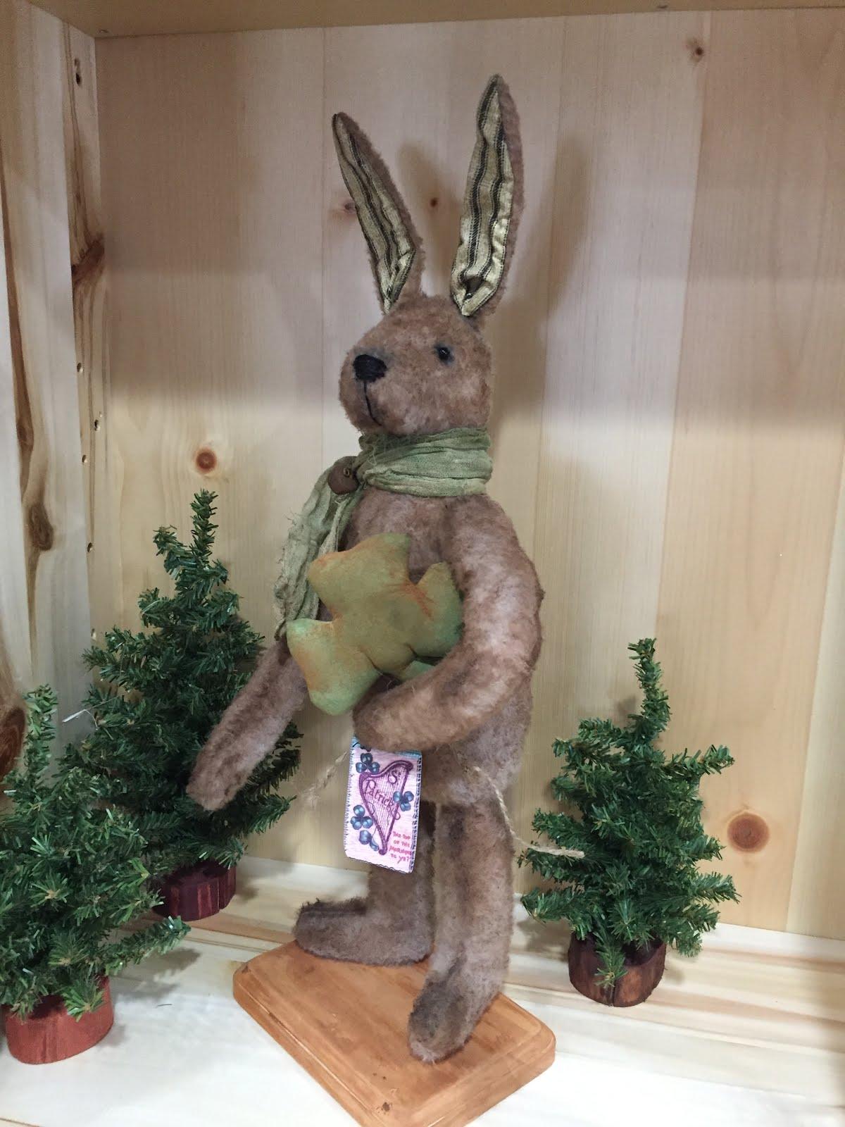 Bartley Irish Bunny