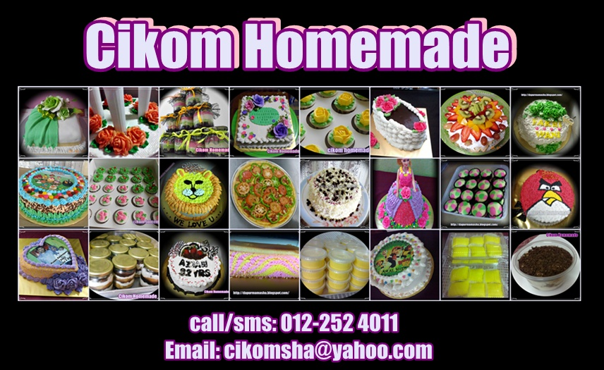 CIKOMSHA HOMEMADE