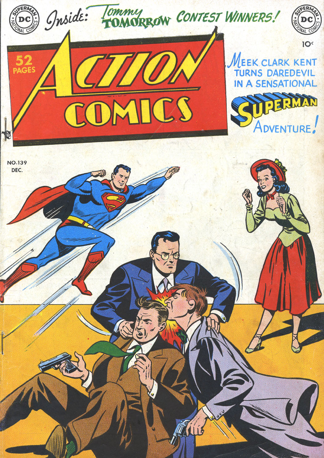 Action Comics (1938) 139 Page 1