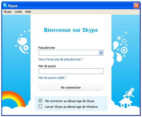 Faire rencontres skype