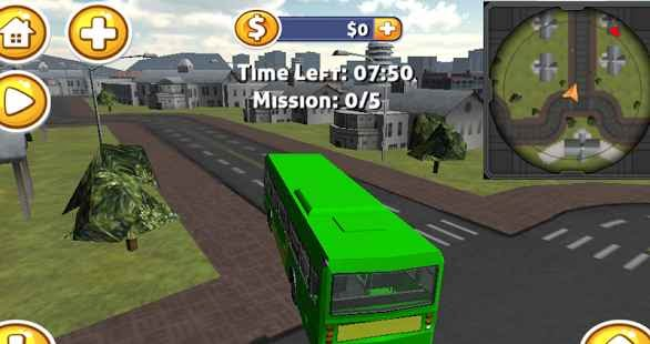 Türkiye Otobüs Sürme Oyunu Android Apk resimi 1
