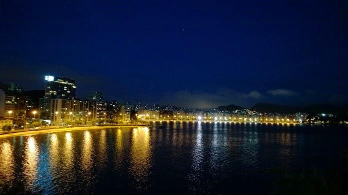 Lumia 1520 consegue bons resultados em ambientes com baixa luminosidade