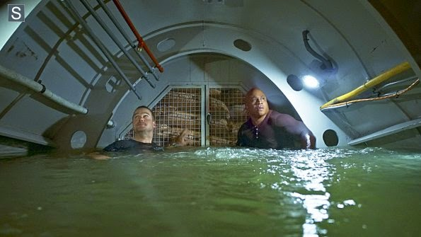 "NCIS: Los Angeles - Deep Trouble Part 2 - Review: ""Deep Satisfaction"""