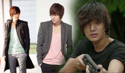 Trend Gaya Fashion Terbaik Lee Min Ho City Hunter