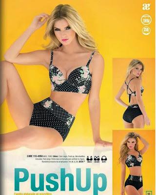 Bikini color negro verano 15