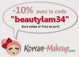 KOREAN-MAKEUP.COM - Site spécialisé en cosmétiques coréens et BB Cream