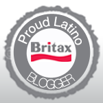 I am a Britax Hispanic Digital and Social Media Outreach Blogger!