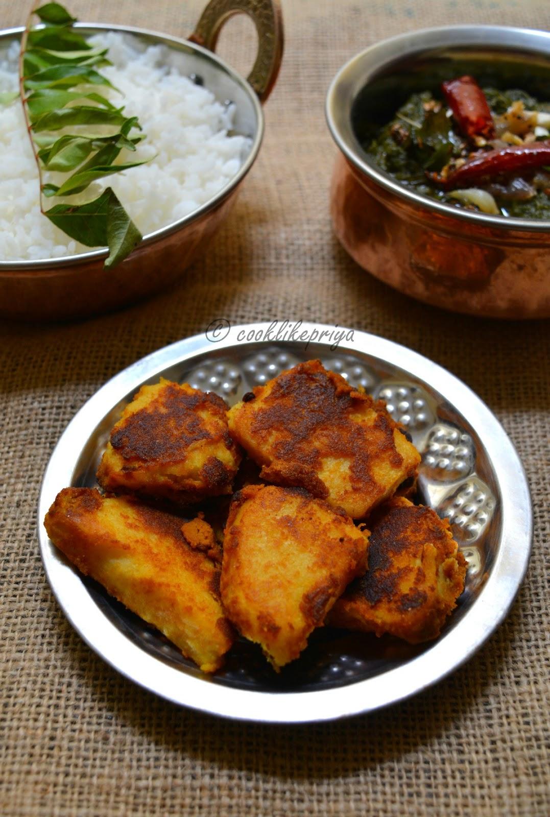 Karunai Kizhangu Roast