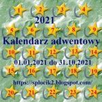 Kalendarz adwentowy - 2021
