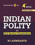 Indian Polity (English) 4th Edition