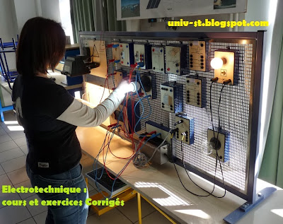 Electrotechnique : Cours d'électronique de puissance et exercices Corrigés %C3%A9lectronique+de