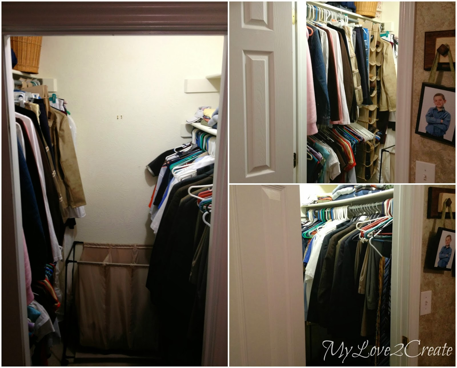 MyLove2Create, Master Closet Makeover Plans