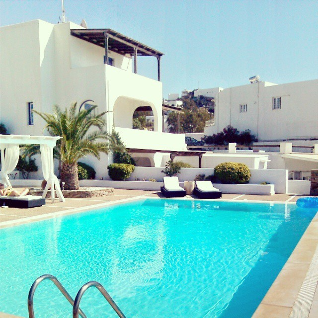 Instagram @lelazivanovic Ios Greece. Liostasi hotel & spa, private pool (Ios). Luxury hotels in Ios.