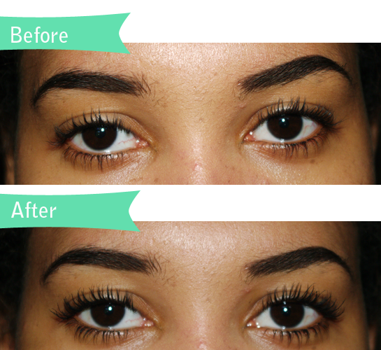 Maybellin Rocket Volume Mascara Application, Before and After Maybelline Rocket Volum Express Mascara