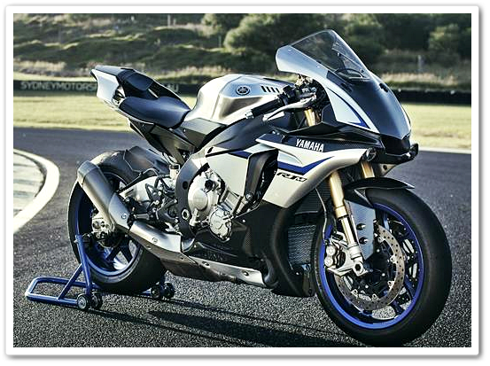 Motor Super Sport Yamaha R1M